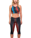 Mindbender ACTIVE CROP LEGGINGS
