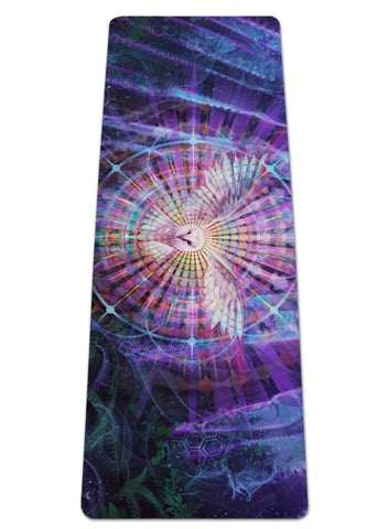NIGHT VISION YOGA MAT