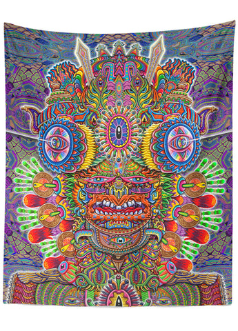 Open Your Eyes Tapestry
