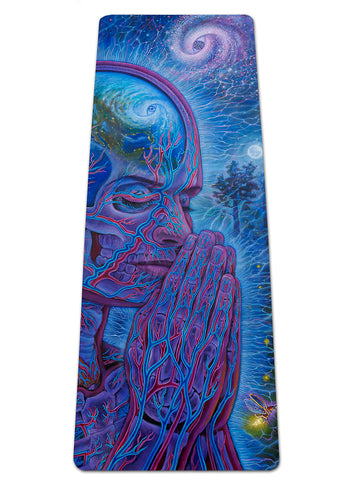 PLANETARY PRAYERS YOGA MAT