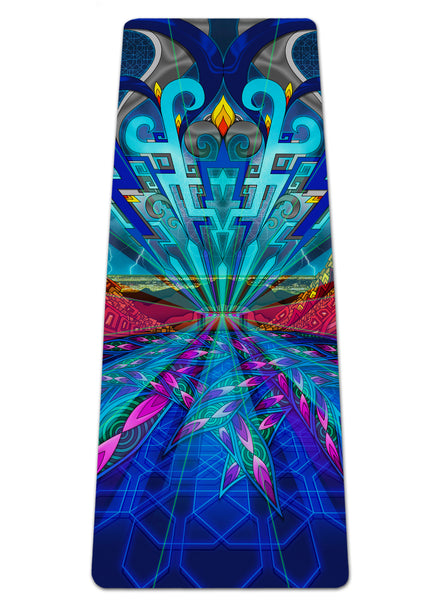 RED ROCKS YOGA MAT