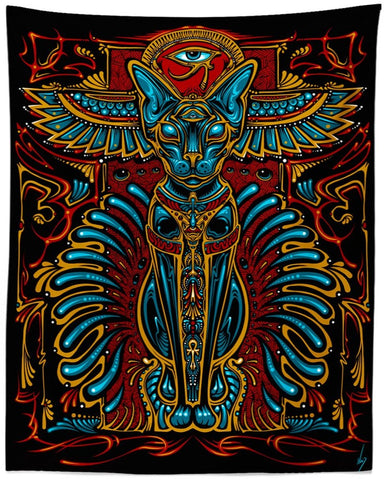 Sphinx Tapestry