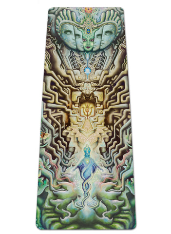 TEMPLE OF GNOSIS YOGA MAT