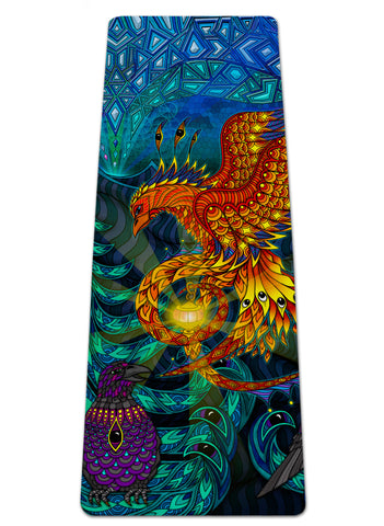 THE PHOENIX YOGA MAT