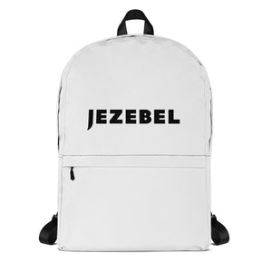 Jezebel Logo Backpack
