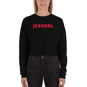 Jezebel Crop Sweatshirt