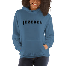Load image into Gallery viewer, Jezebel Logo Unisex Hoodie