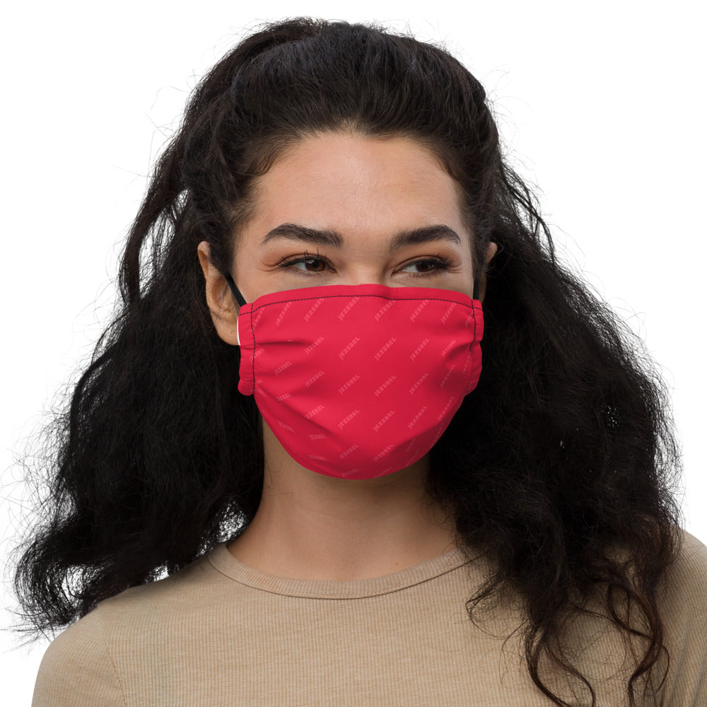 Jezebel Logo Face Mask