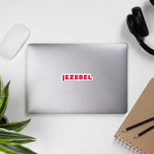 Load image into Gallery viewer, Jezebel Logo stickers