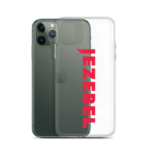 Jezebel Logo iPhone Case