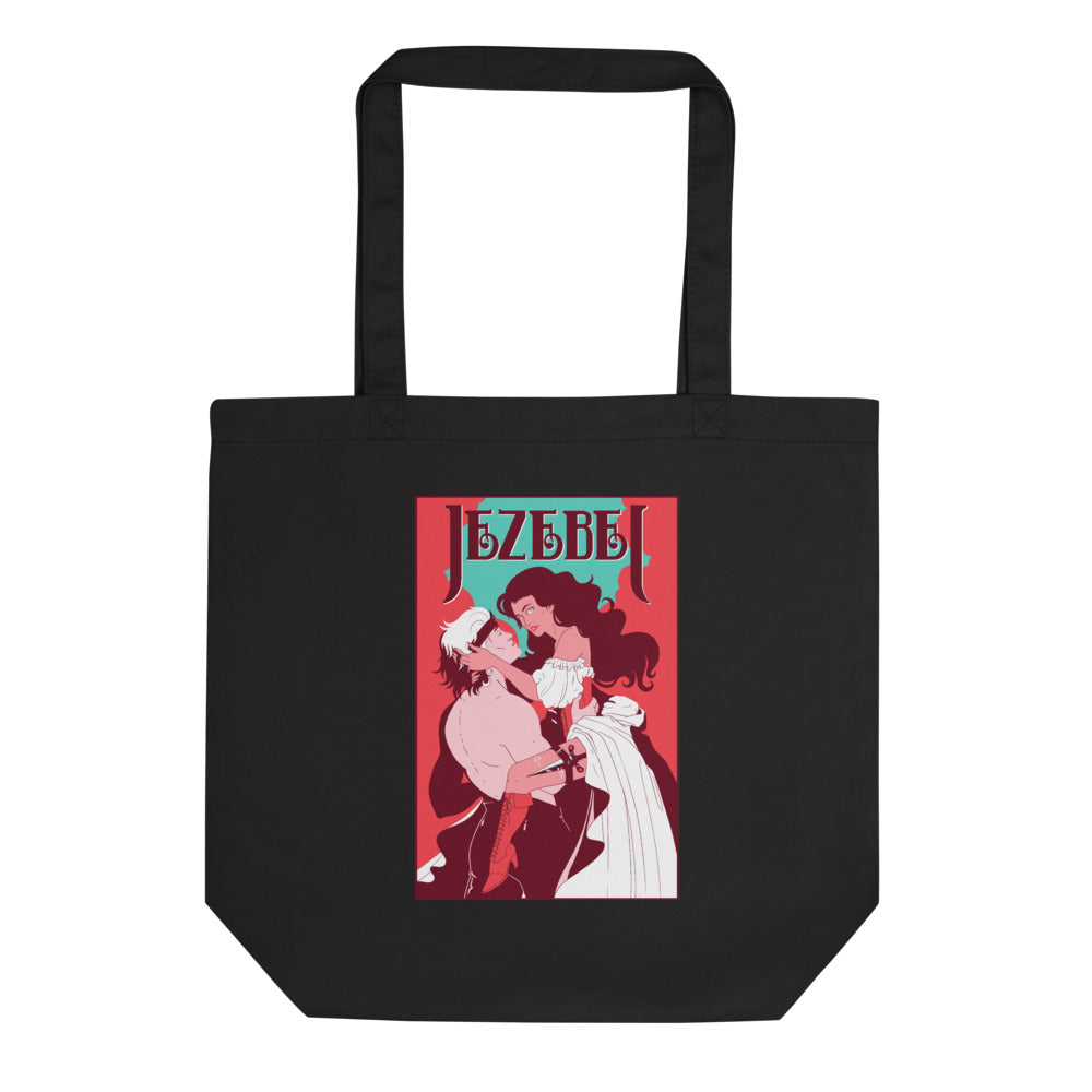 Romance Novel Eco-Tote Bag