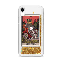 Load image into Gallery viewer, Tarot Liquid Glitter Phone Case