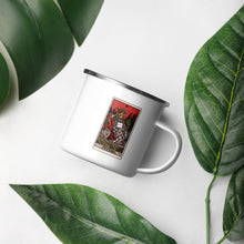 Load image into Gallery viewer, Tarot Enamel Mug