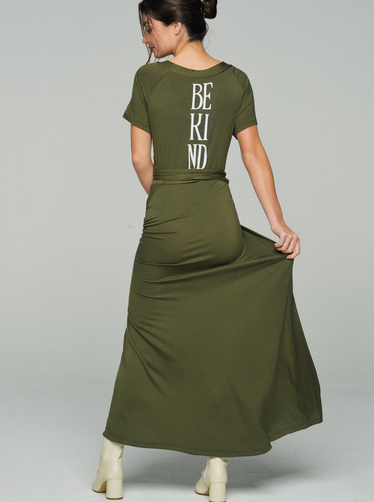 TAMI - BE KIND | Military Green