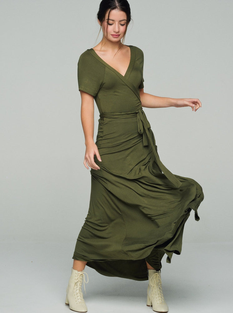 TAMI - BE KIND | Military Green - wordscount
