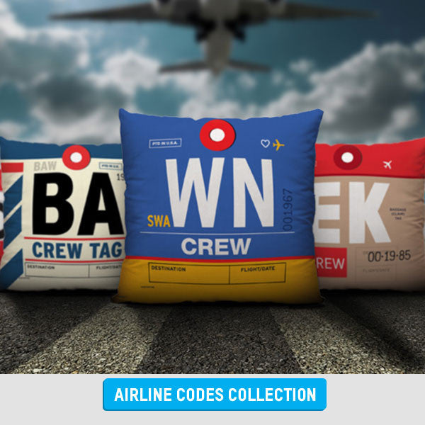 Iata Airline Codes Gifts