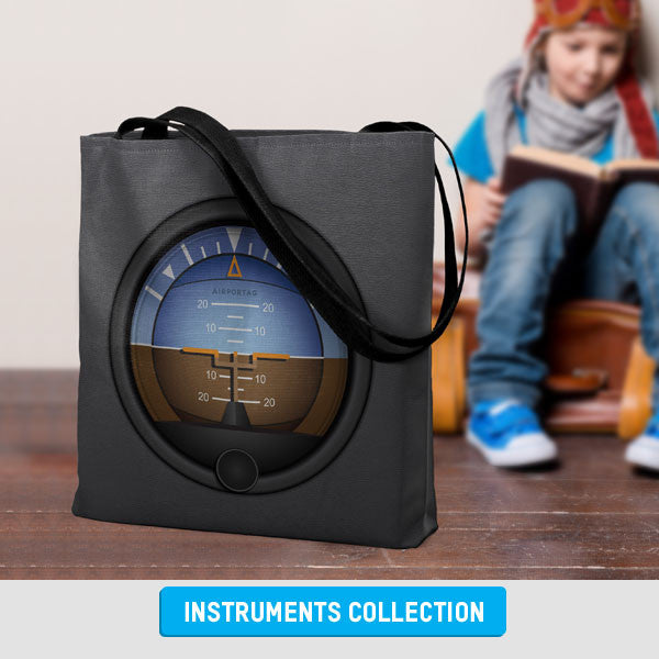 Plane Instruments Themed Products for Pilots