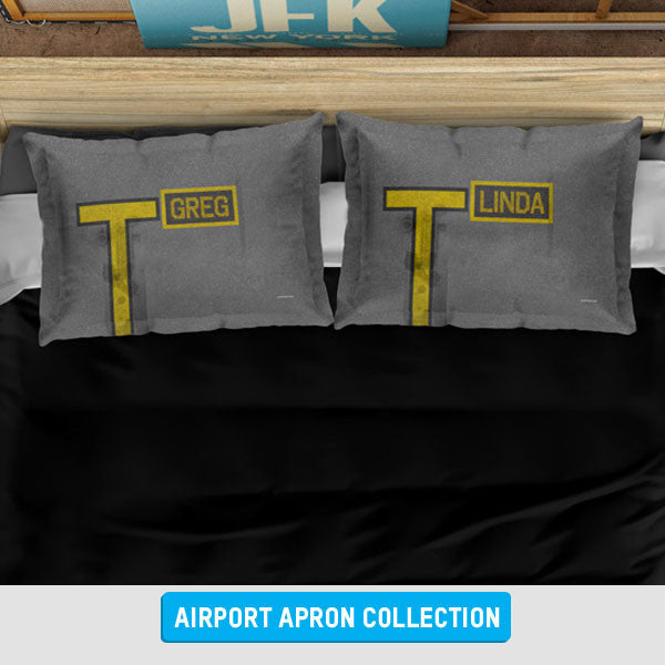 Airport Apron Themed Product Collection