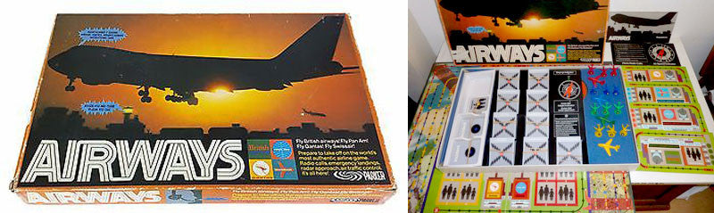 Airways Board Game
