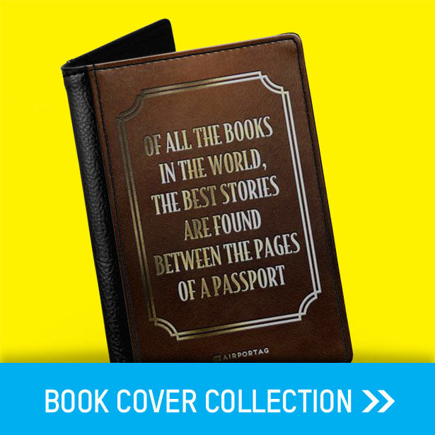 book cover passport covers
