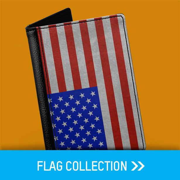 flags passport covers