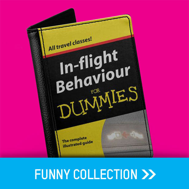 funny passport covers