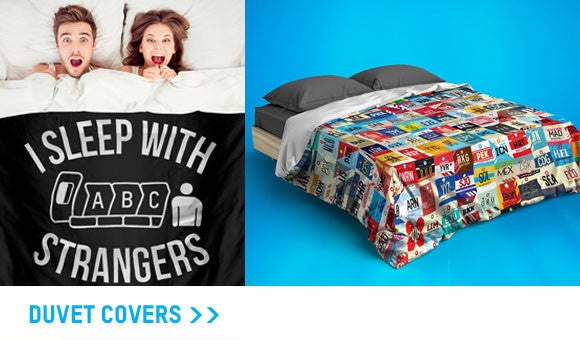 duvet covers for globetrotters