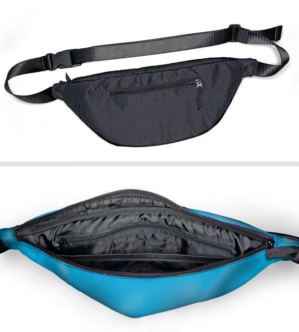 Fanny PAck Travel and Aviation Details