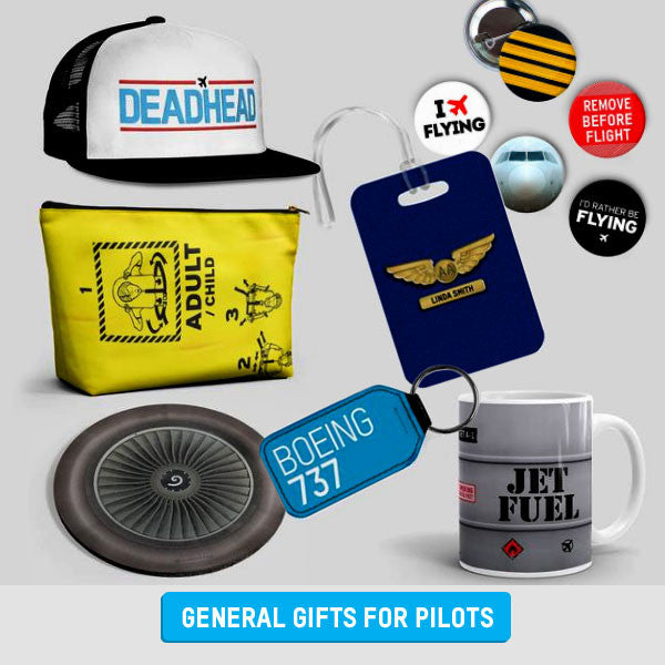 General Gifts for Pilots