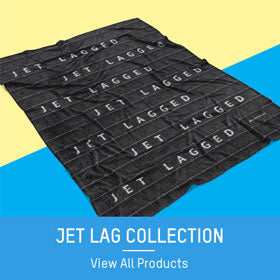 Jet lag products collection