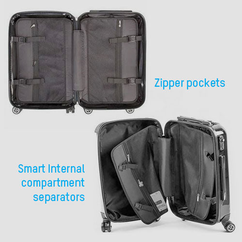 Smart Internal compartment separators