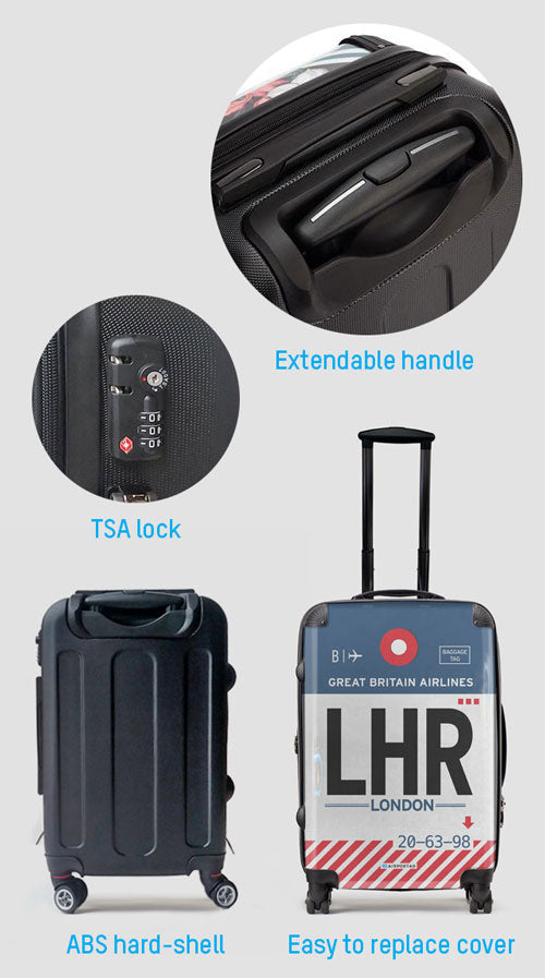 Ultimate Luggage Details