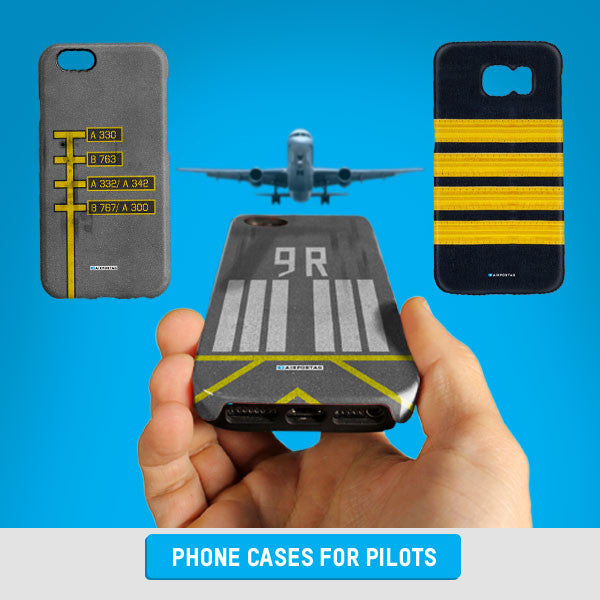 Pilots' Mobile Phone Cases