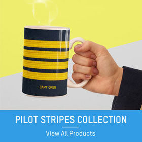 pilot stripes gifts