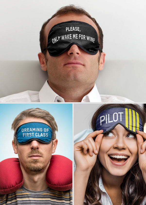 Sleep Mask for Travel Experts
