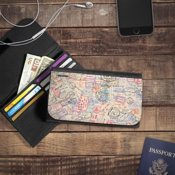 Travel Wallet Collection