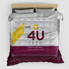 4U - Duvet Cover - Airportag