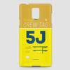 5J - Phone Case - airportag  - 4