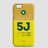 5J - Phone Case - airportag  - 1