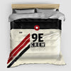 9E - Duvet Cover - Airportag