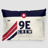 9E - Pillow Sham - Airportag