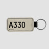 A330 - Tag Keychain - Airportag