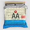 AA - Duvet Cover - Airportag