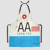 AA - Kitchen Apron - Airportag