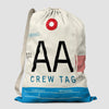 AA - Laundry Bag - Airportag