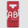 AB - Phone Case - Airportag