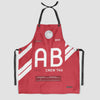 AB - Kitchen Apron - Airportag