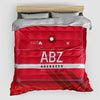 ABZ - Duvet Cover - Airportag