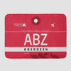 ABZ - Bath Mat - Airportag