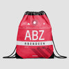 ABZ - Drawstring Bag